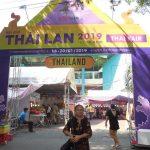 Đi hội chợ Thái Lan