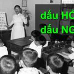 Chữ Việt thời Sài Gòn xưa