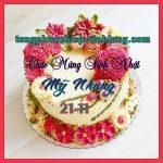 Chúc mừng sinh nhật Nguyễn Mỹ Nhung