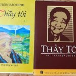"""Đọc tập thơ """"Thầy tôi"""" của Trần Bảo Định"""