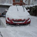 Hình ảnh cảnh xúc tuyết