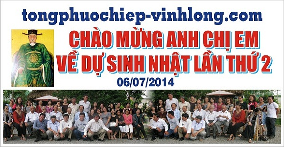 chao mừng