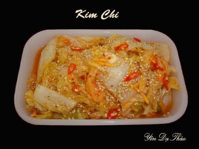 0 kimchi