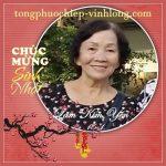 Chúc mừng sinh nhật Lâm Kim Yến
