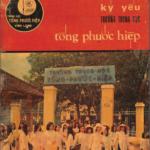 Kỷ yếu Trung Học Tống Phước Hiệp NK 1973-1974